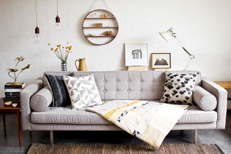 scandinavian  by Interiores y Muebles, Scandinavian
