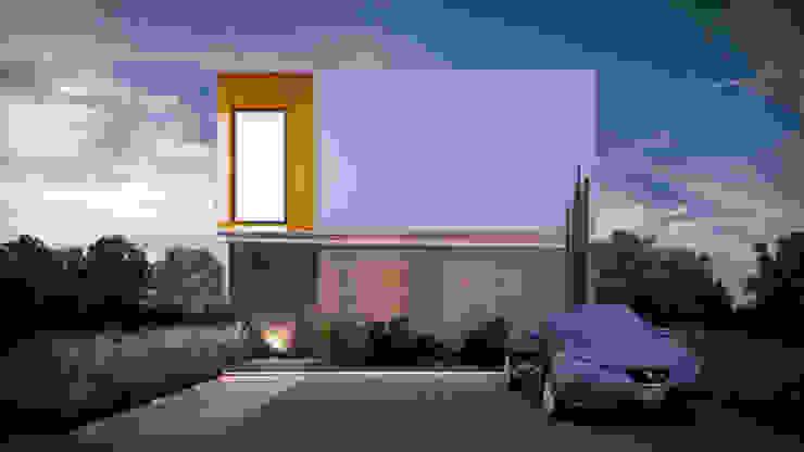 Taller Tres Modern houses