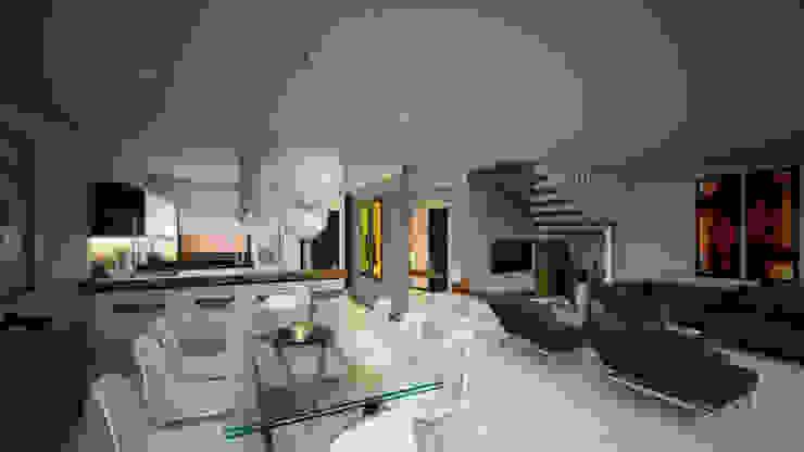 Taller Tres Modern dining room