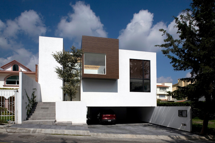 CaSA PEREZ CoRREA Arquitectos Casas modernas