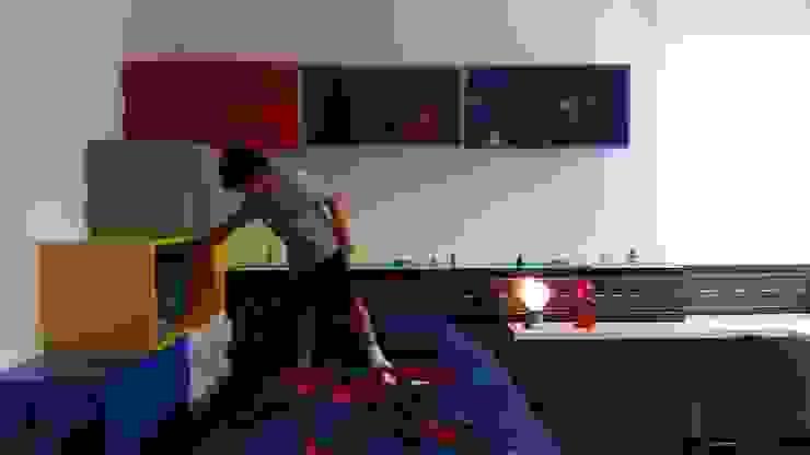 DORMITORIO LEGO de ARKILINEA Moderno