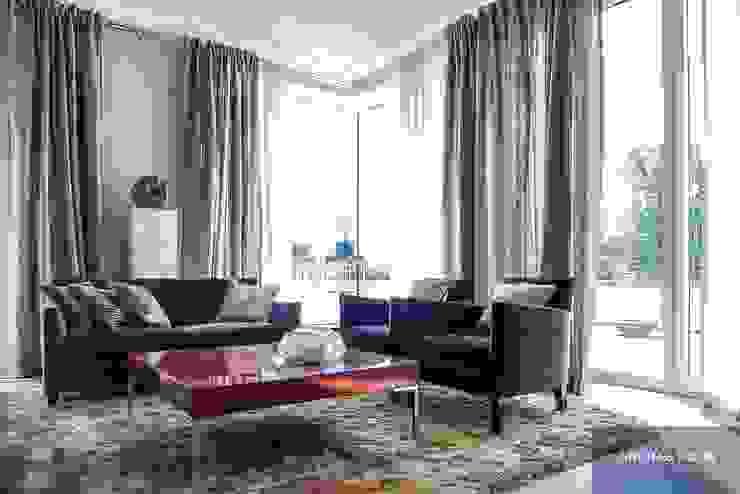 Andras Koos Architectural Interior Design Modern dining room
