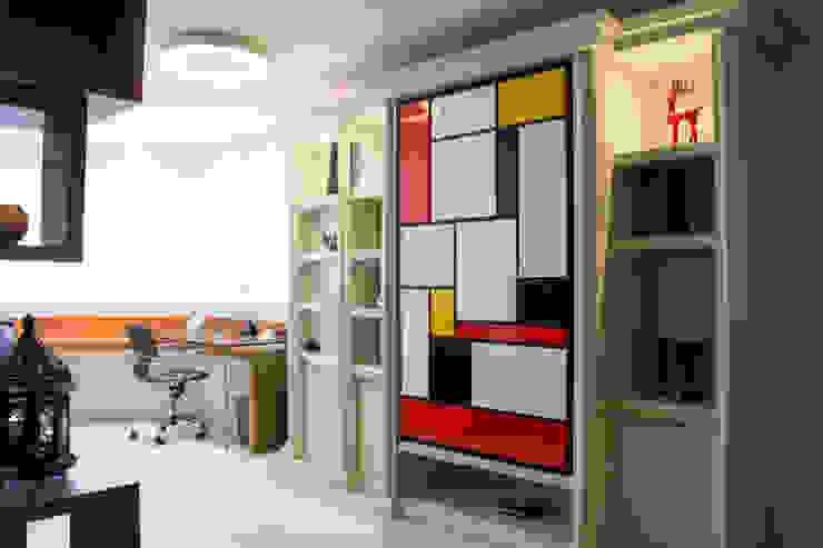 Study/office by João Linck | Arquitetura