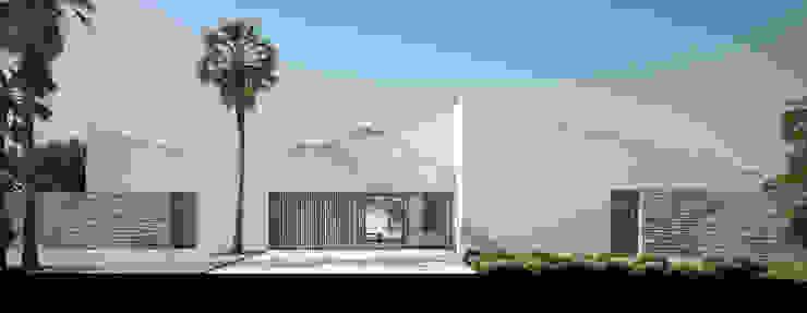 LUV Studio Mediterranean style houses
