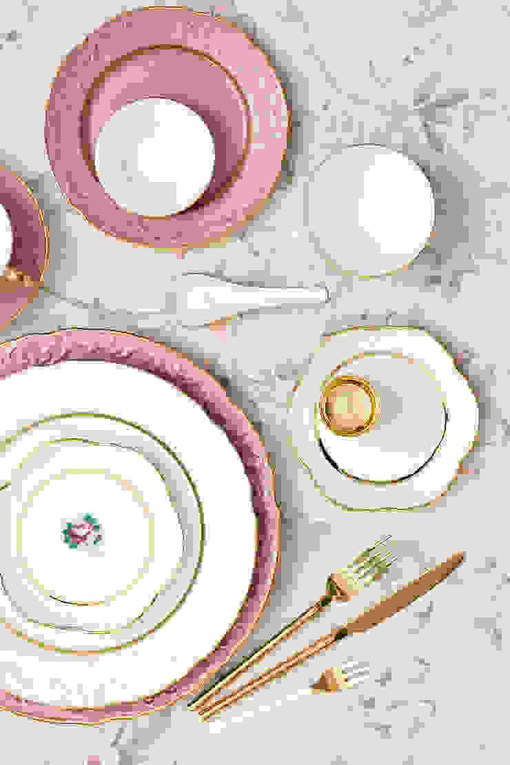 Vivian Porcel - Indústria Portuguesa de Porcelanas, S.A. CozinhaTalheres, louça e copos Porcelana