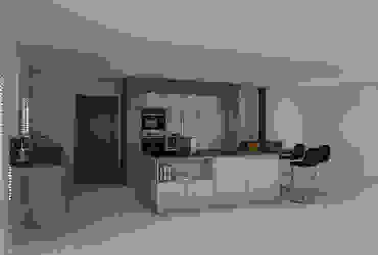 Cozinha Lyon por MIG - Móveis Gomes & Irmãos, Lda