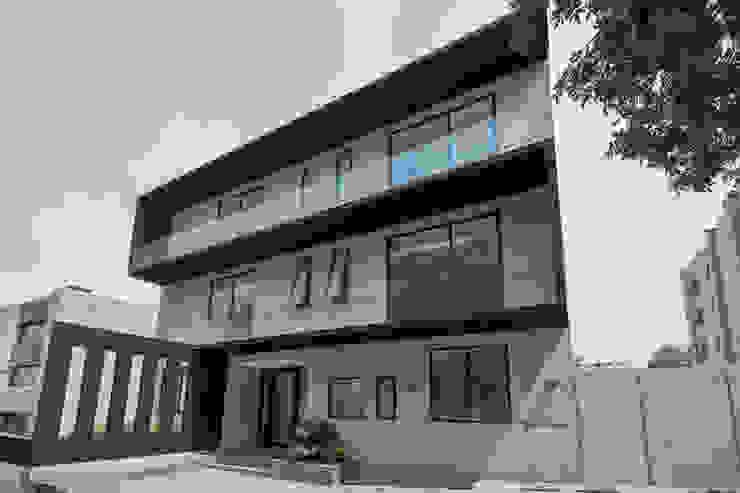 Tabachines 40 Casas minimalistas de PHia Minimalista
