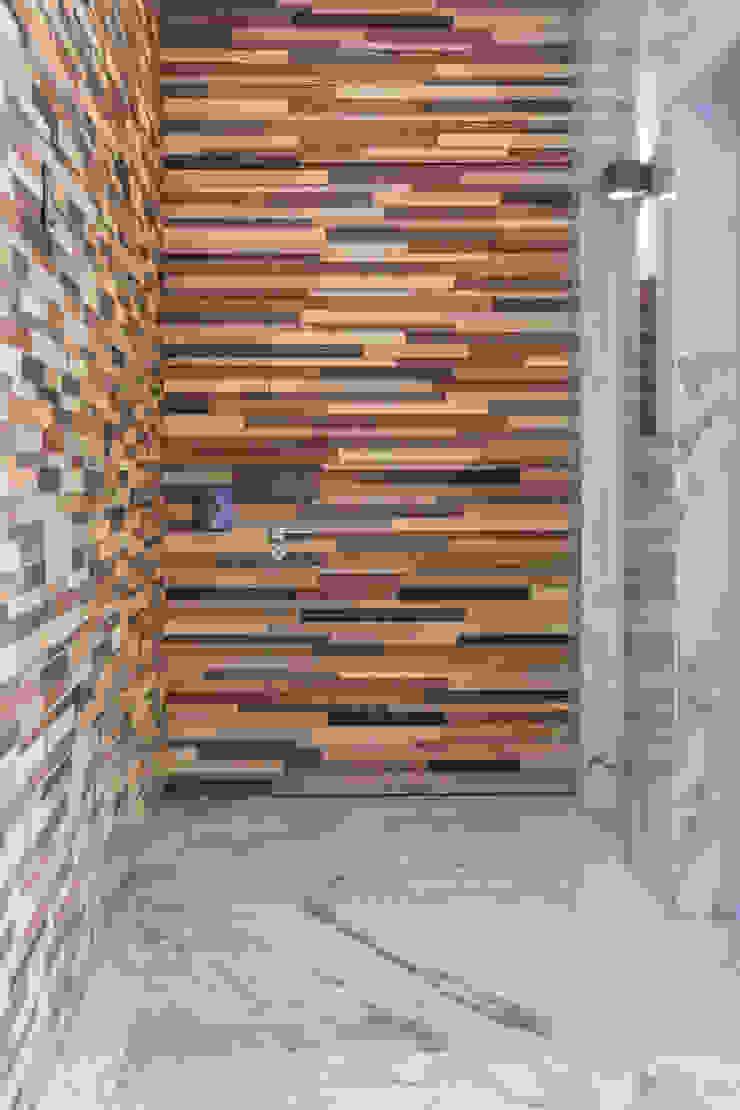 Tabachines 40 Pasillos, vestíbulos y escaleras minimalistas de PHia Minimalista