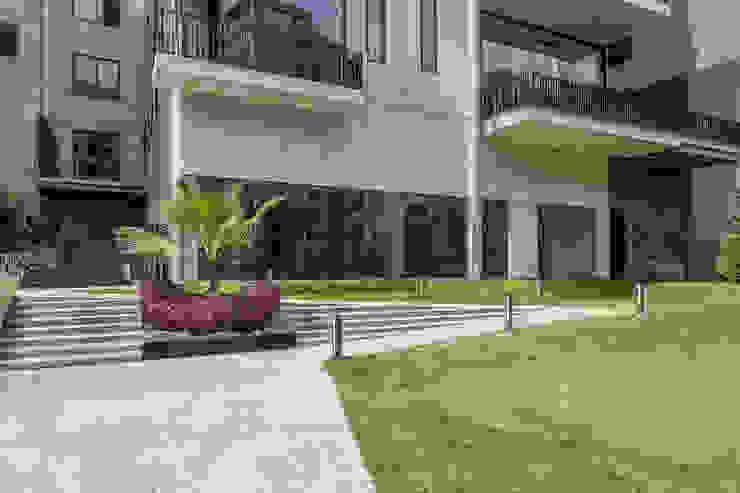 Tabachines 40 Jardines minimalistas de PHia Minimalista