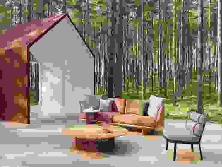 Traços Interiores: modern tarz , Modern