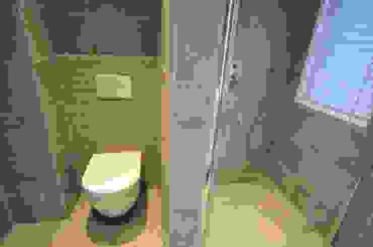 Baños de estilo  de AGZ badkamers en sanitair