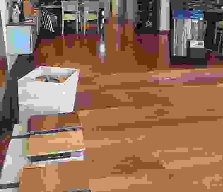 Modern style study/office by Indusparquet Argentina Modern