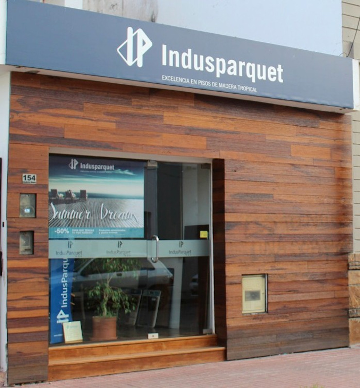 Bureau moderne par Indusparquet Argentina Moderne