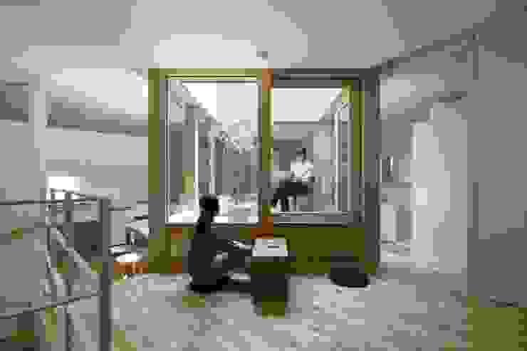 modern  by 藤原・室 建築設計事務所, Modern