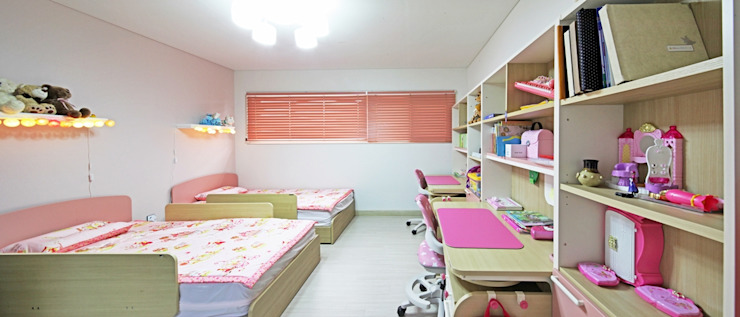 Modern Kid's Room by 윤성하우징 Modern