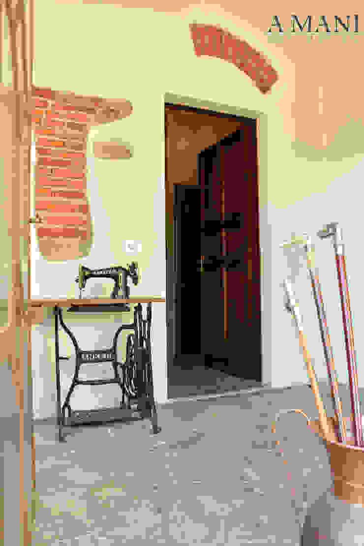 Hotéis modernos por A4MANI - Interior & Architecture Moderno