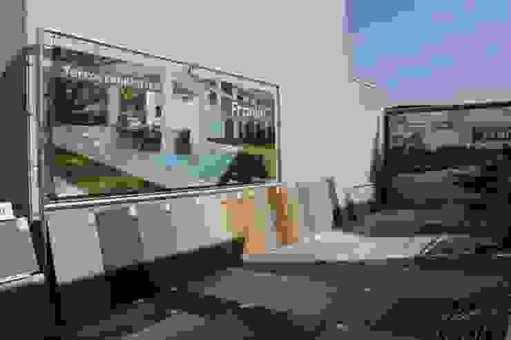 Elmar Franke Fliesenlegermeisterbetrieb e.K. Balcones y terrazas de estilo rural Azulejos