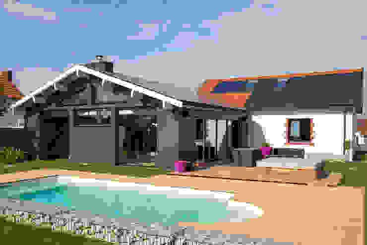 DUV Maisons modernes par Matthieu GUILLAUMET Architecte Moderne
