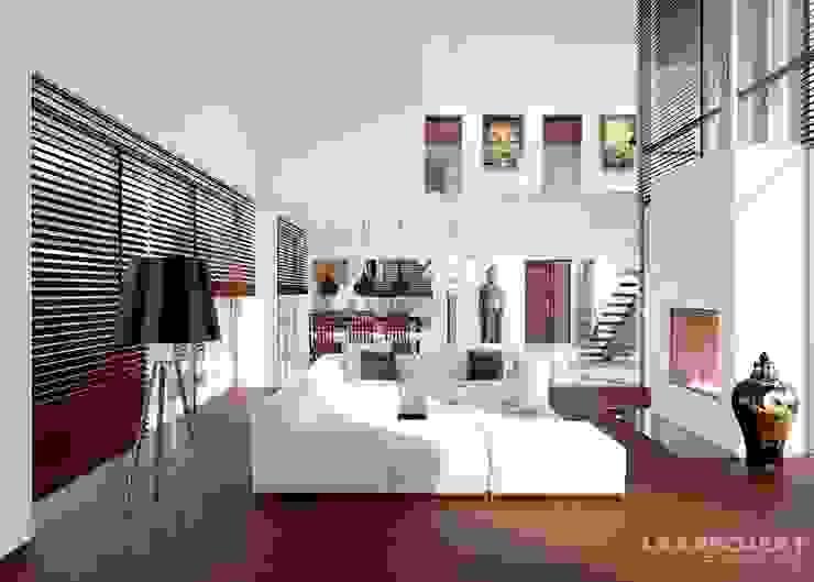 Salones modernos de LK&Projekt GmbH Moderno