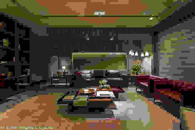 modern  by Carolina Mota - Arquitetura, Interiores e Iluminação, Modern MDF