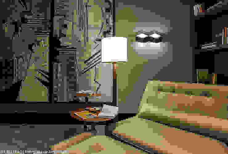 modern  by Carolina Mota - Arquitetura, Interiores e Iluminação, Modern