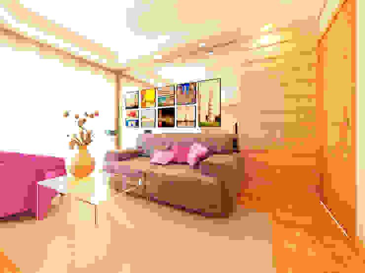 Salas / recibidores de estilo  por Studio², Moderno