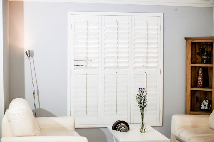 Whitewood Shutters Colonial style windows & doors
