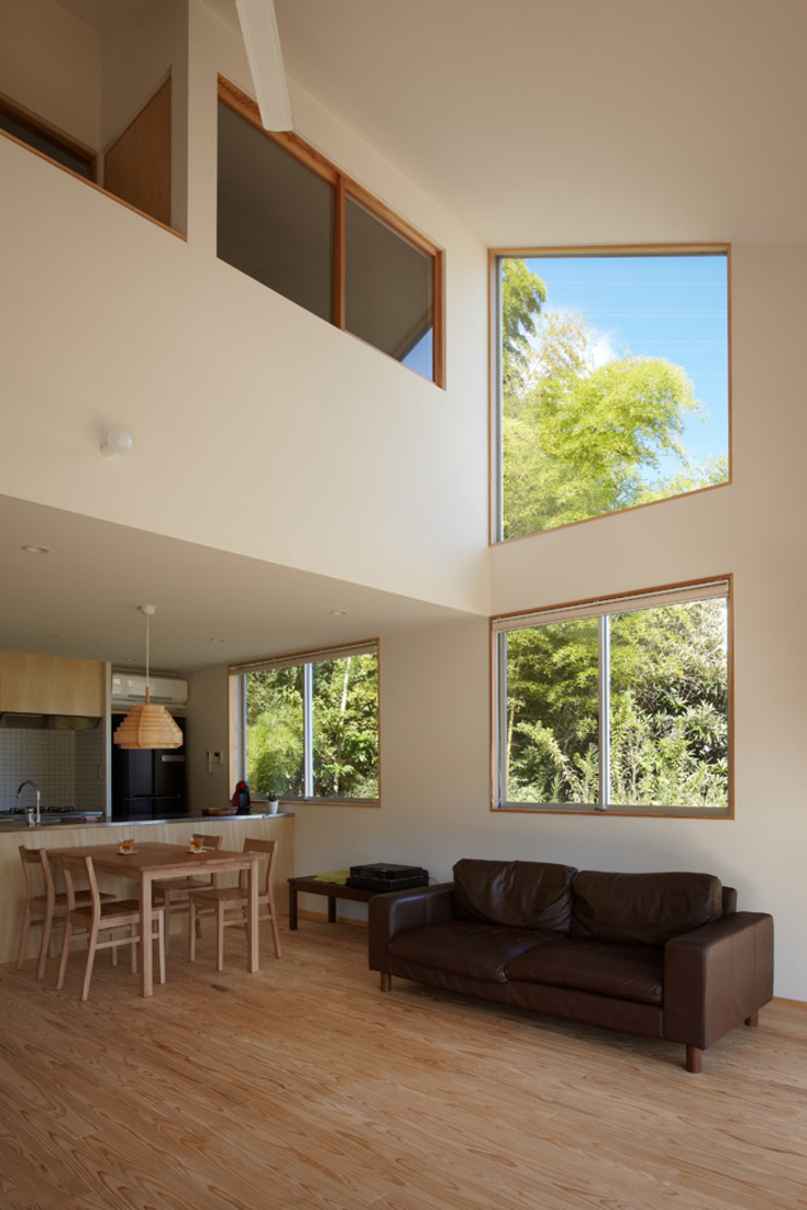 by toki Architect design office Modern Wood Wood effect