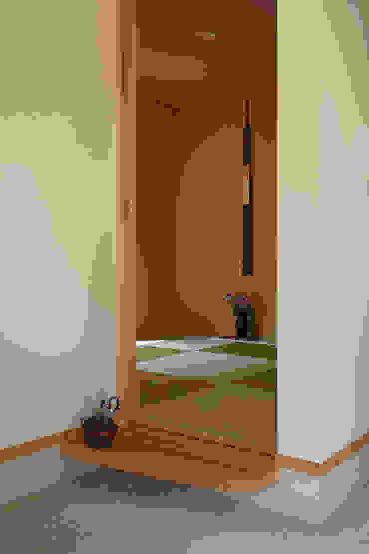 toki Architect design office 視聽室 木頭 Green