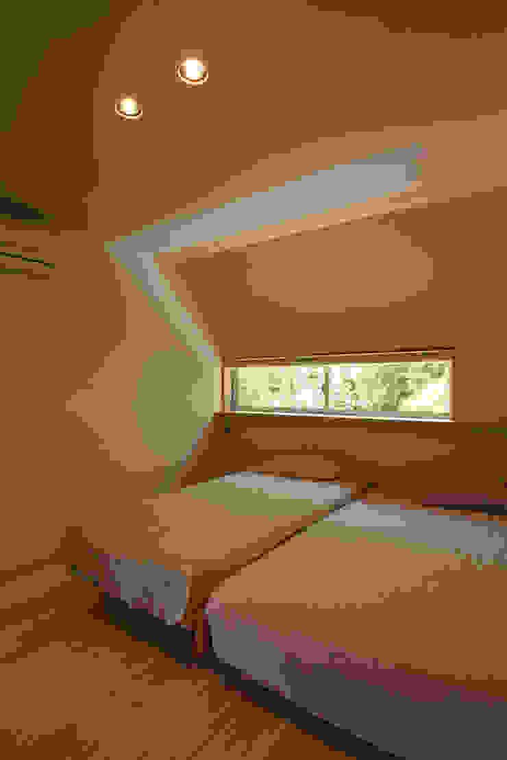 toki Architect design office 臥室 木頭 White