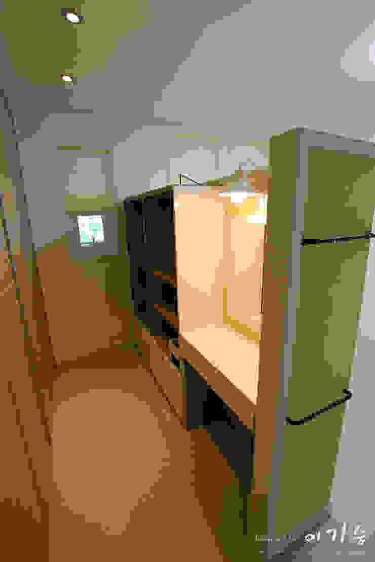 둔산동 한마루아파트 37평형 모던스타일 침실 by 더홈인테리어 모던