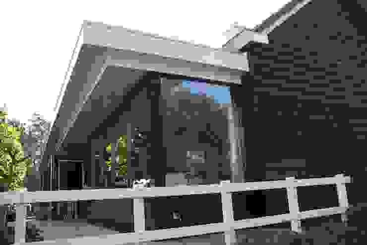 Landelijke eigentijdse woning Landelijke huizen van Brand I BBA Architecten Landelijk