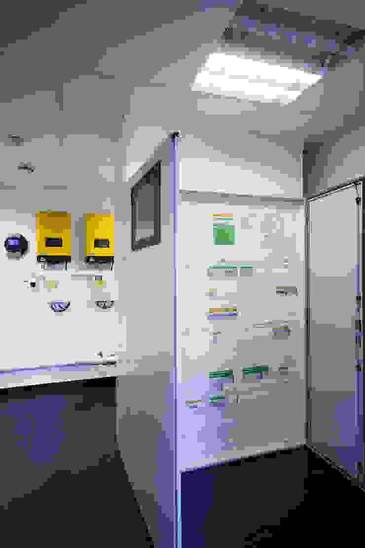 Modern media room by Klaus Geyer Elektrotechnik Modern