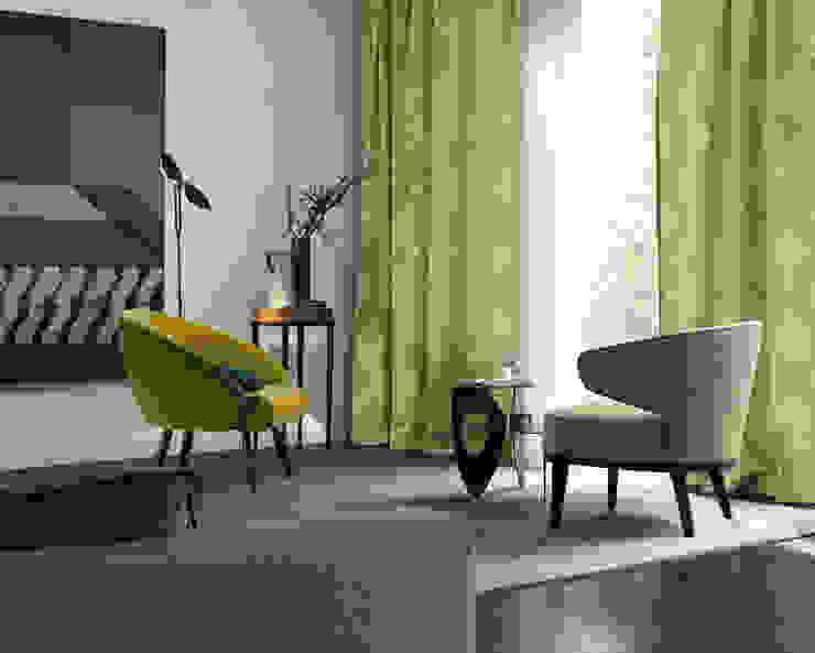 JUSCZYK raum+ausstattung Living roomSofas & armchairs Green