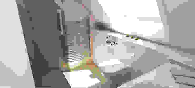 Badkamer: modern  door AD MORE design, Modern MDF