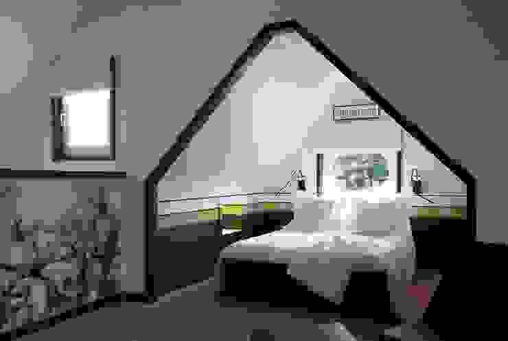 Спальня в стиле кантри от Brand I BBA Architecten Кантри