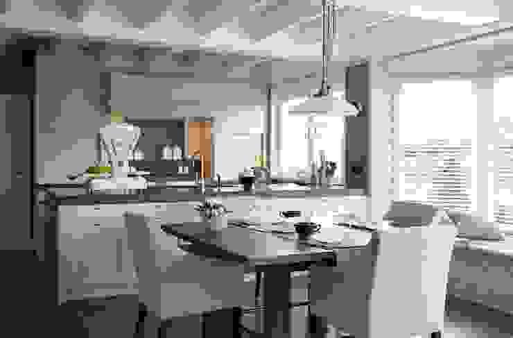 Projekty,  Kuchnia zaprojektowane przez Brand BBA I BBA Architecten, Wiejski