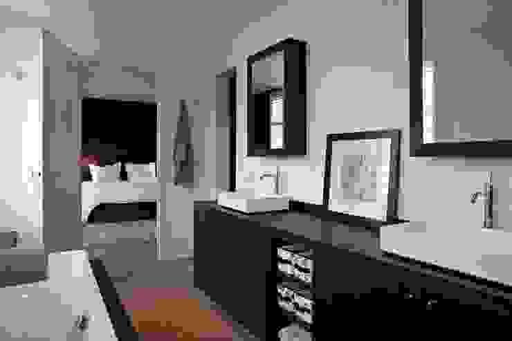 Wiejska sypialnia od Brand I BBA Architecten Wiejski