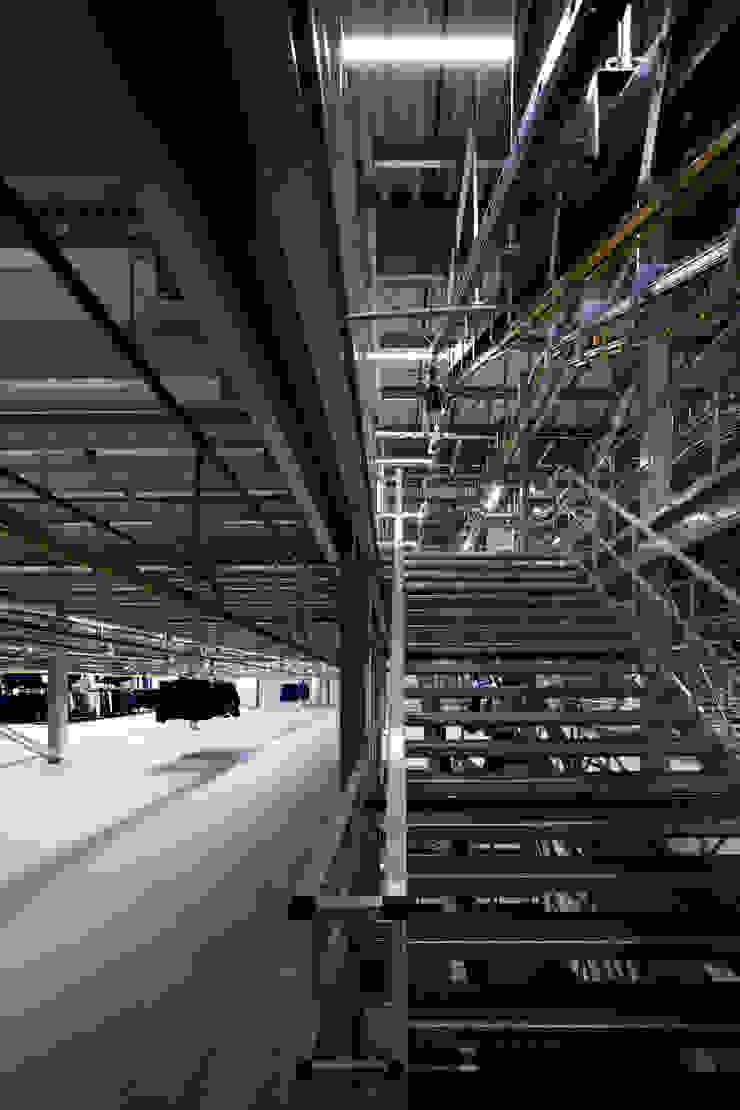 Salas multimedia modernas de Klaus Geyer Elektrotechnik Moderno