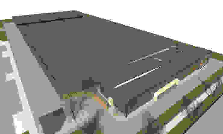 CATARI – Indústria de equipamentos metálicos SA:  industrial por Daniel Antunes,Industrial