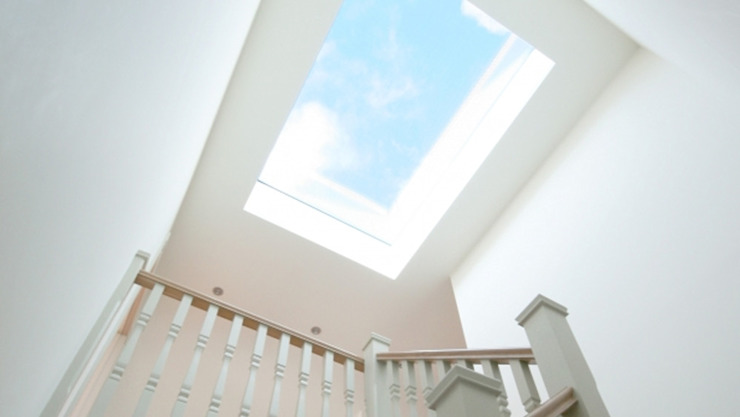 Various Skylight Installation Projects with 4C Developments Sunsquare Ltd Modern Windows and Doors