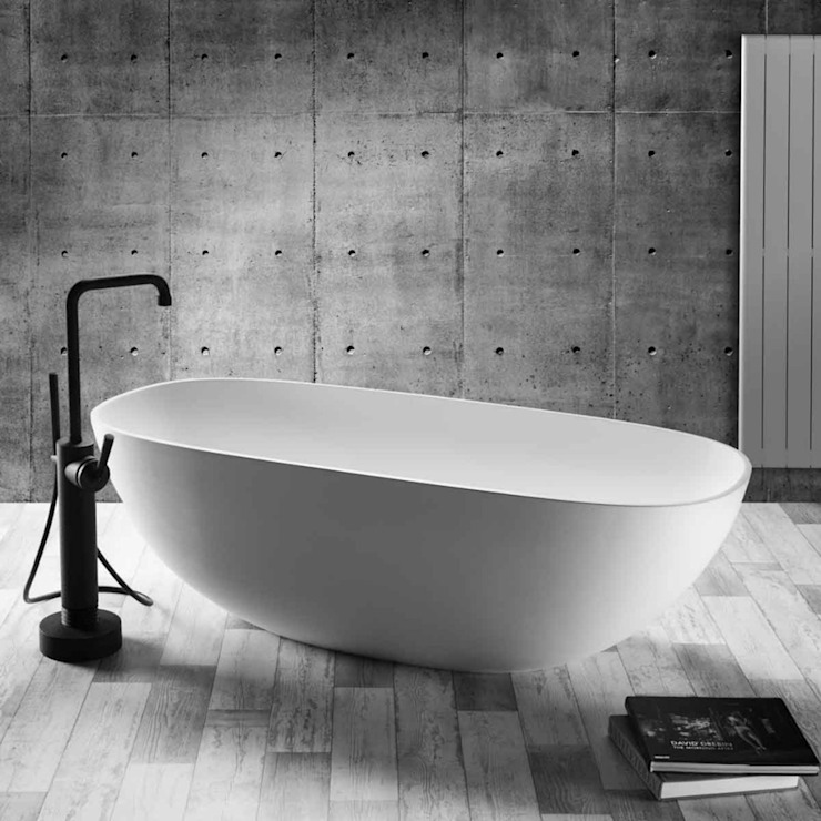 Grand & Johnson Ванна кімнатаВанни та душові Чорний