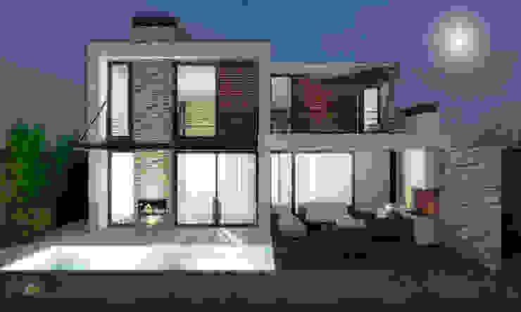 現代房屋設計點子、靈感 & 圖片 根據 Daniel Antunes 現代風