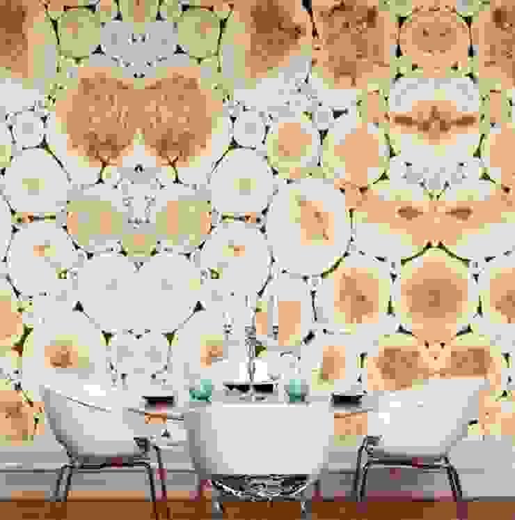 Mural QUATTRO 006 por VM HOME DESIGN Moderno