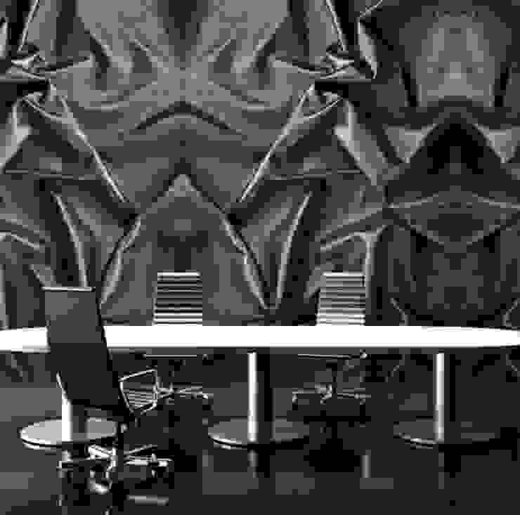 Mural QUATTRO 003 por VM HOME DESIGN Moderno