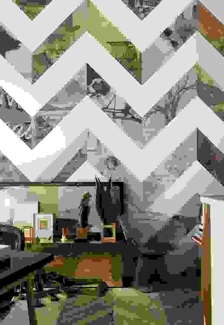 Mural WINDMILL 03 por VM HOME DESIGN Moderno