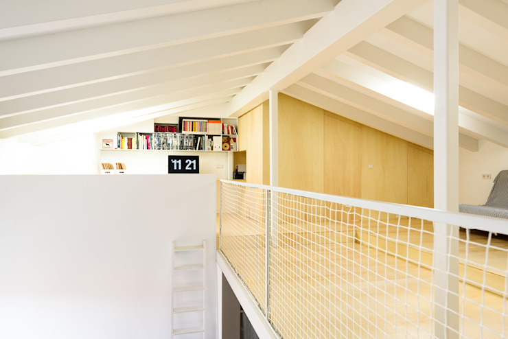 Study/office by Aina Deyà _ architecture & design,
