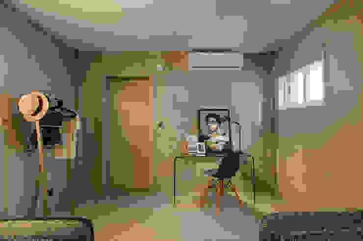 Casa de Praia Quartos industriais por Santiago | Interior Design Studio Industrial