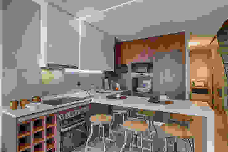 Cuisine industrielle par Santiago | Interior Design Studio Industriel