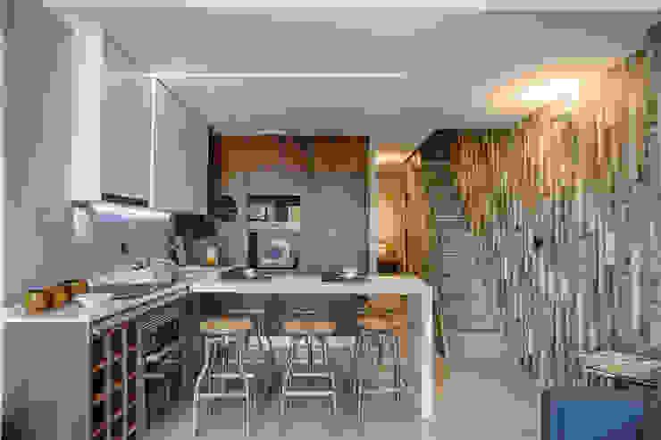根據 Santiago | Interior Design Studio 工業風